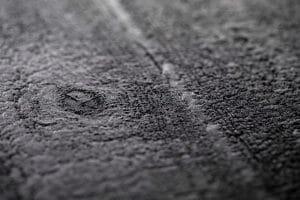 Feuille de bois brulé Naturamat Yakisugiflex Noir 1093