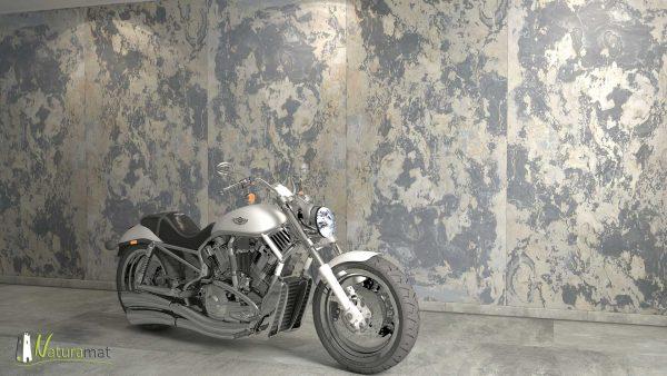 Ambiance Feuille de pierre Designflex Autumn Rustic