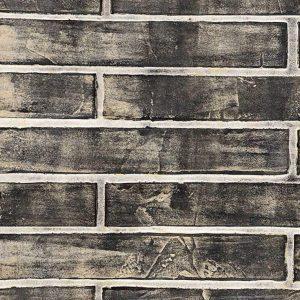 Feuille de brique Naturamat Brickflex Noir fumée 3R