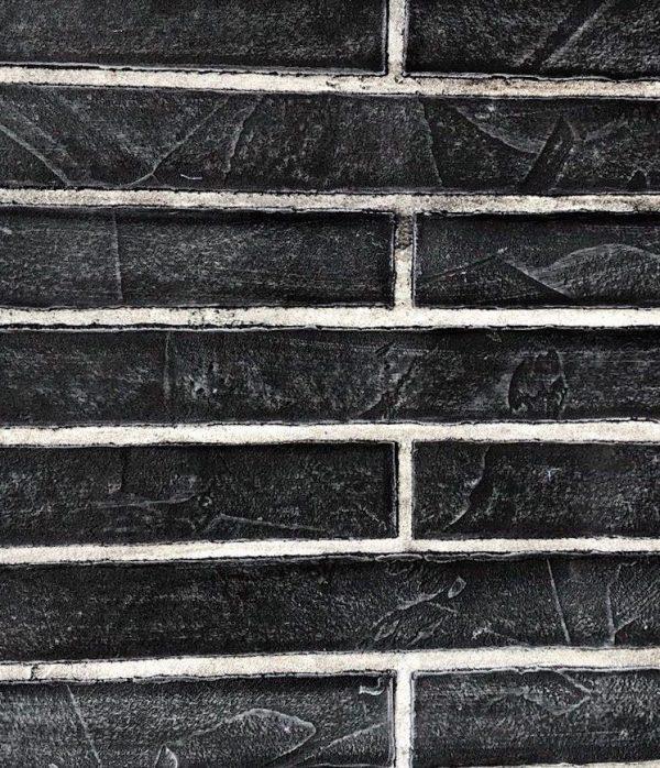 Feuille de brique Naturamat Brickflex Noir 5R