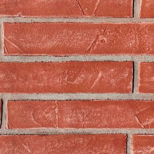 Feuille de brique Naturamat Brickflex Rouge 8R