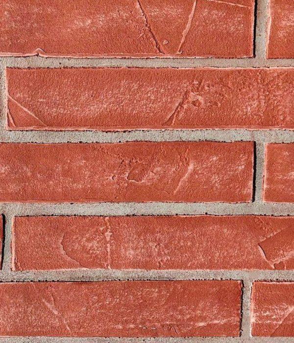 Feuille de brique Naturamat Brickflex Rouge 8R