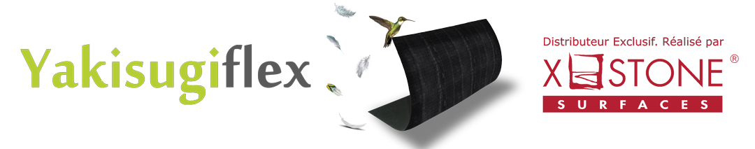Feuille de pierre naturelle flexible Naturamat