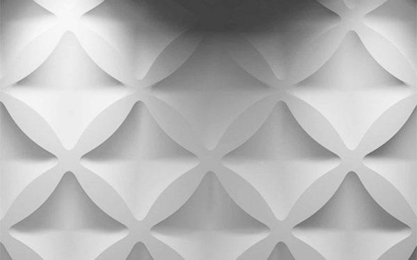 Panneaux 3D Naturamat Dunes FLOWER