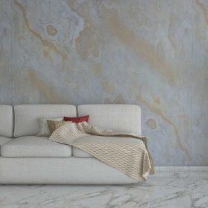 Feuille de pierre Designflex Sanjeevani White
