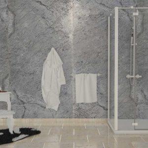 Feuille de pierre Designflex Silver Black