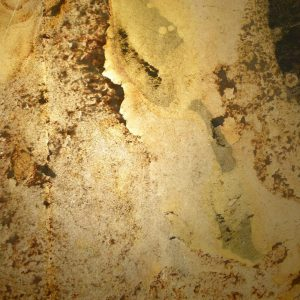 Naturamat Designflex translucide Falling Leaves On Feuille de pierre naturelle flexible