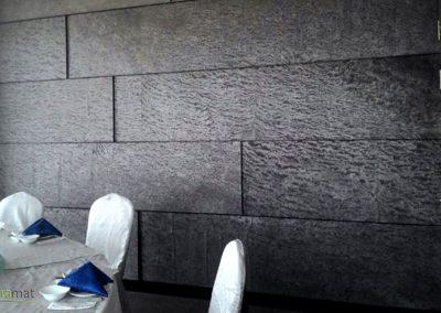Feuille de pierre Designflex coloris Silver Galaxy
