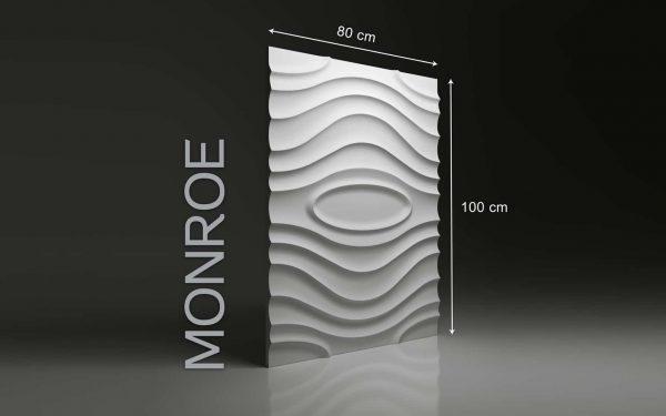 Panneaux 3D Naturamat Dunes MONROE