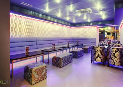 Décoration murale bar Panneaux 3D Naturamat Dunes Hourglass