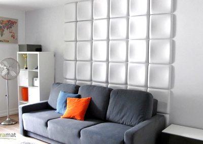 Décoration murale salon Panneaux 3D Naturamat Dunes Tablet