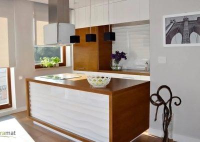 Décoration murale et ameublement cuisine Panneaux 3D Naturamat Dunes Choppy