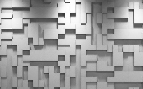 Panneaux 3D Naturamat Dunes RECTANGLES