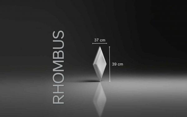 Panneaux 3D Naturamat Dunes RHOMBUS